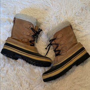 Sorel Caribou winter boots